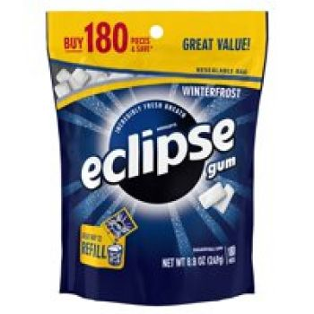 ECLIPSE Winterfrost Sugarfree Gum, ca.249g, 180 Stück